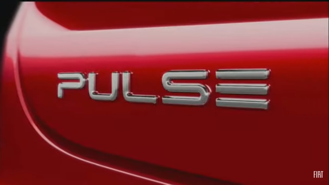 Suv Da Fiat Se Chama Pulse