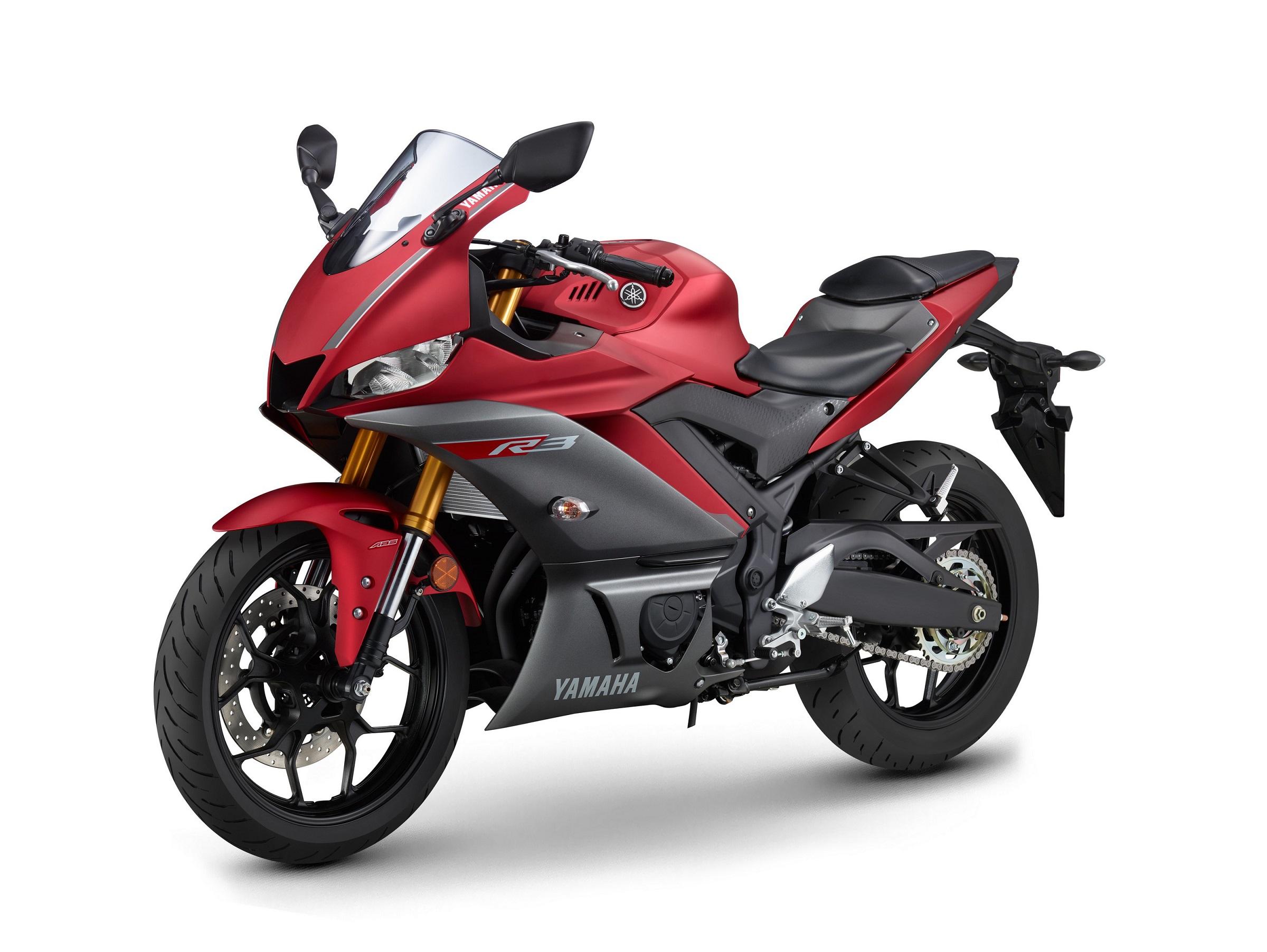 2019 Yamaha R3 Red Sports Bike Bowral 3