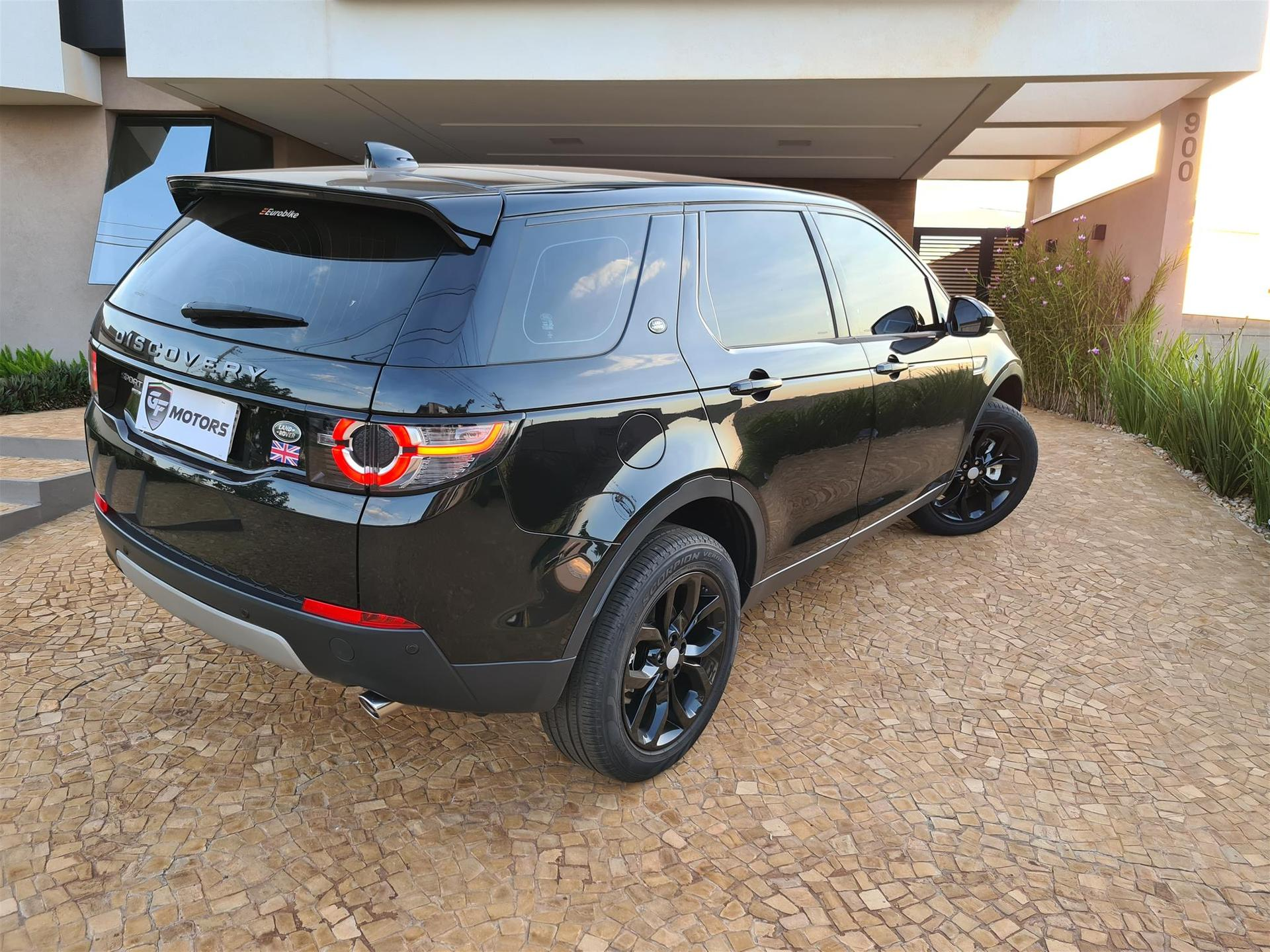 Land Rover Discovery Sport 2.0 16v Td4 Turbo Diesel Hse 4p Automatico Wmimagem08520465921