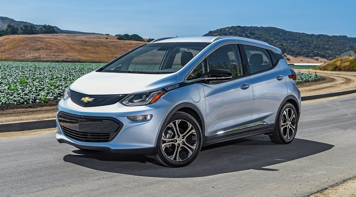 Carros elétricos: Chevrolet Bolt