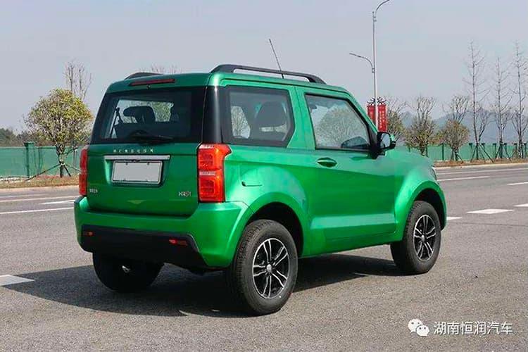 cópia Suzuki Jimny