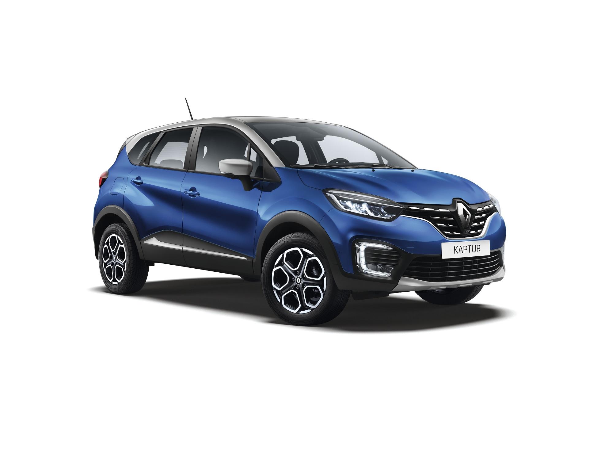 Renault Kaptur (hha)