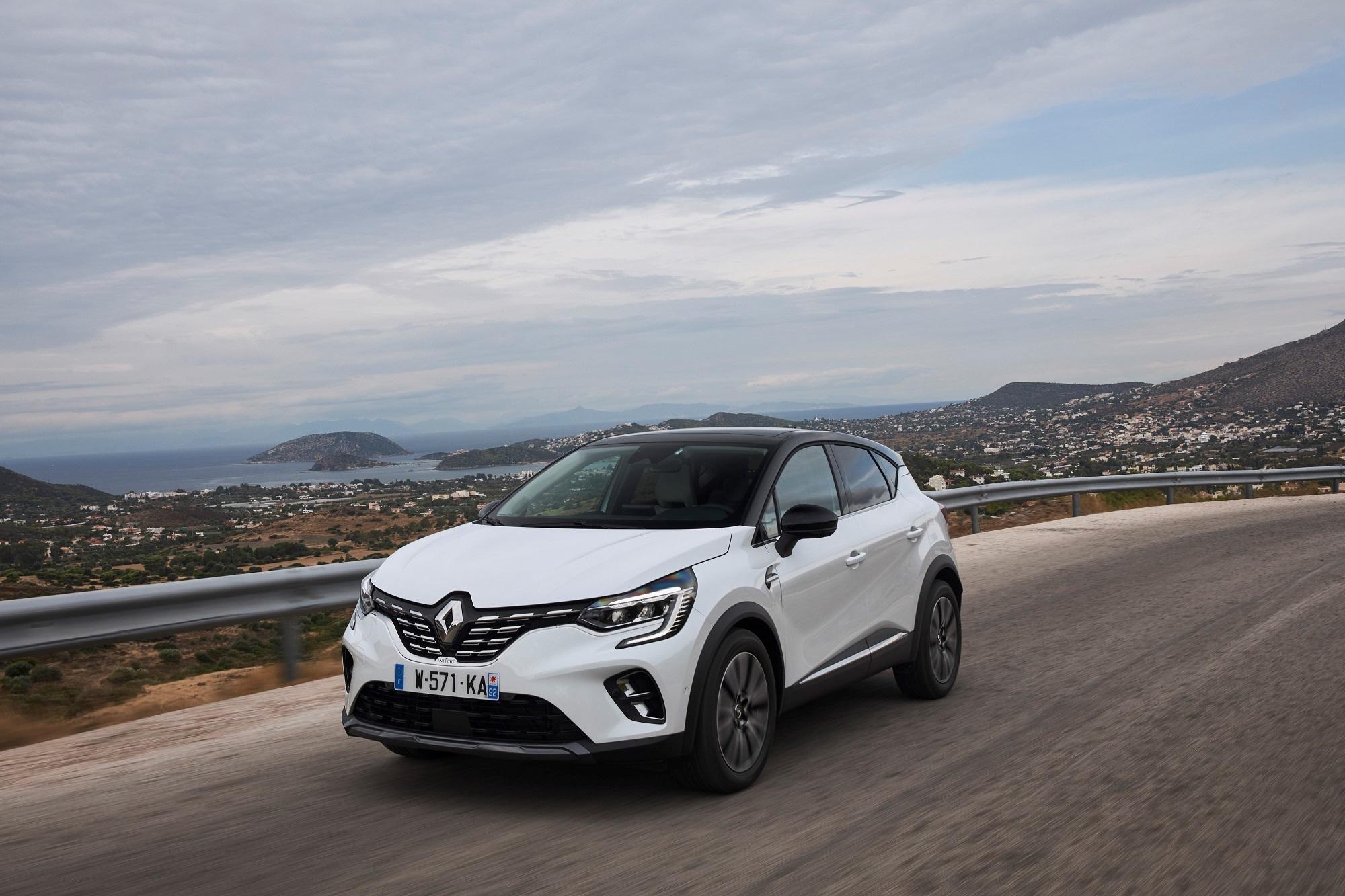 Renault Captur frncês é diferente do brasileiro