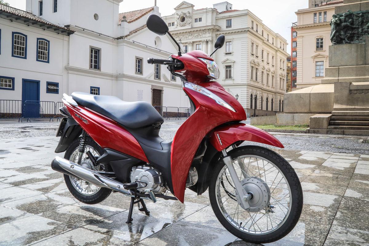3. Honda Biz 110