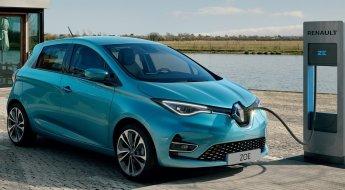Thumbnail Renault Zoe