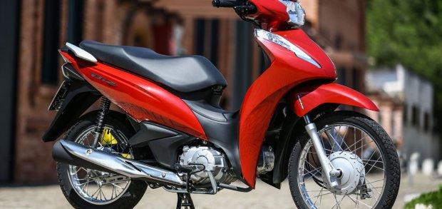Honda Biz 110 2019