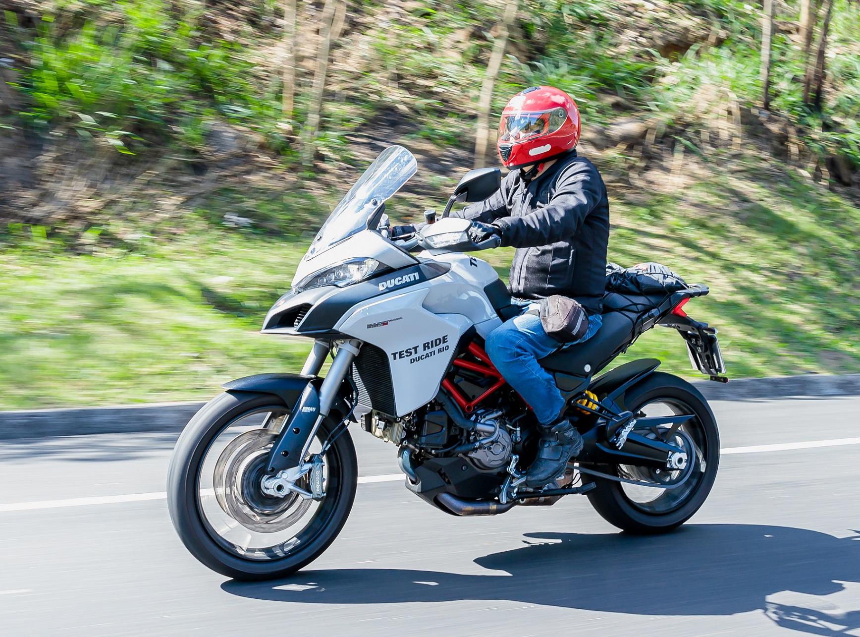 Ducati Multistrada 1