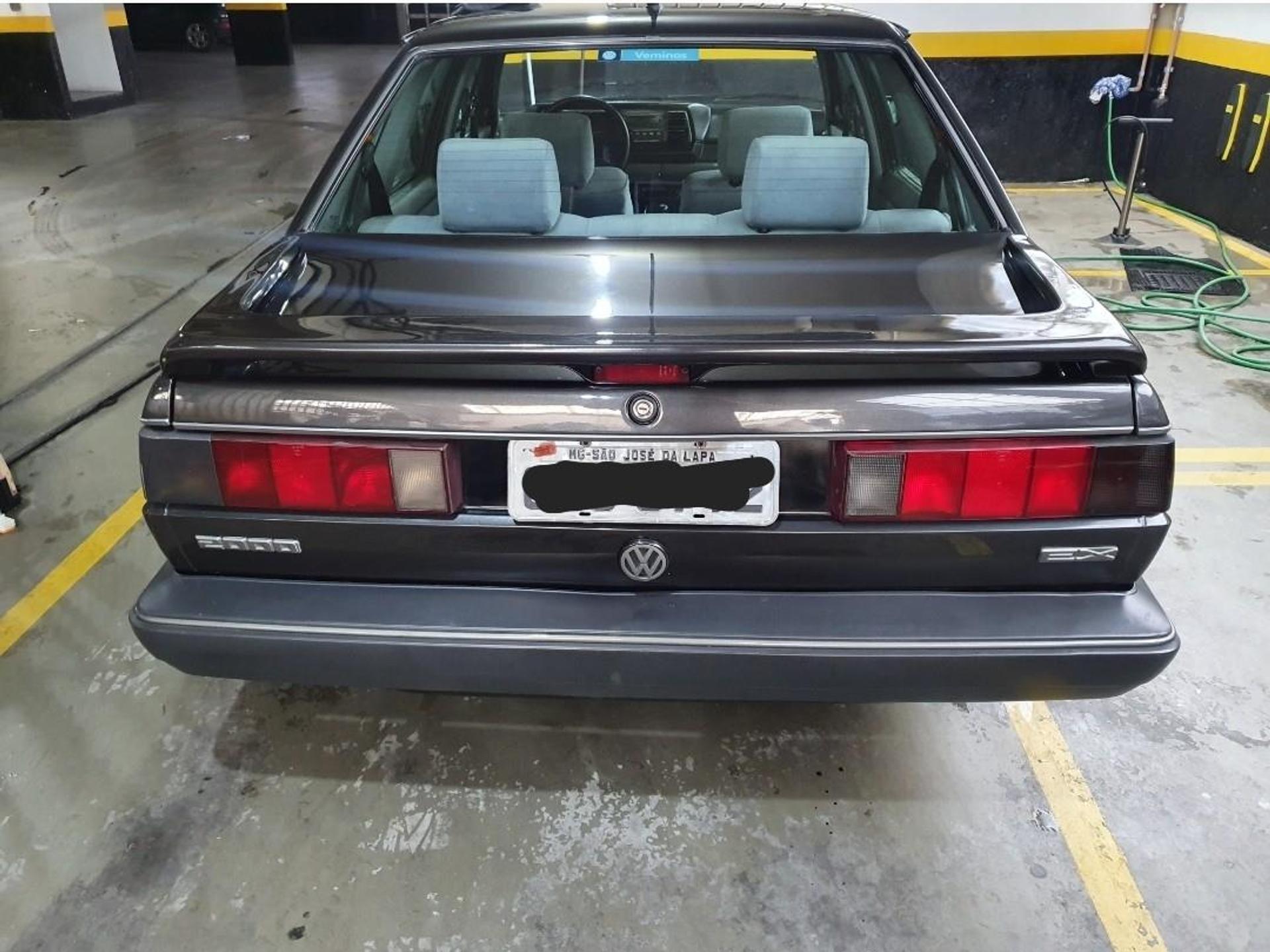 Volkswagen Santana 2.0 I Executivo 8v Gasolina 4p Manual Wmimagem15220698525