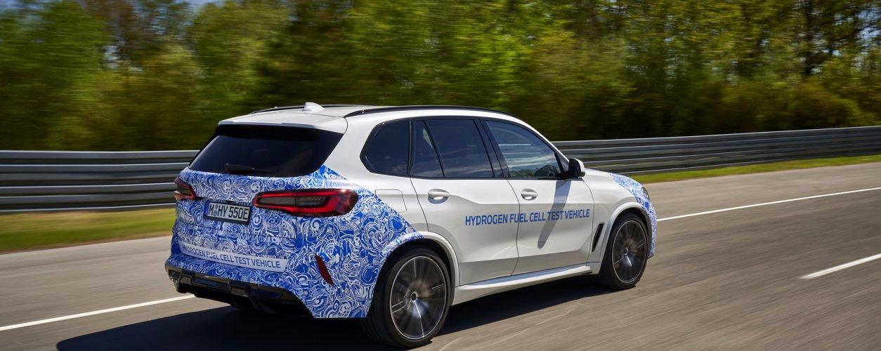 BMW deve lançar em breve carros elétricos movidos por células de combustível de hidrogênio