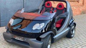 Smart Fortwo 1.0 Cabrio 3 Cilindros 12v Gasolina 2p Automatico Wmimagem17293543760