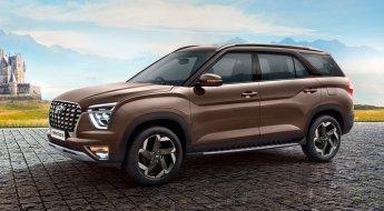 Hyundai Alcazar SUv de 7 lugares
