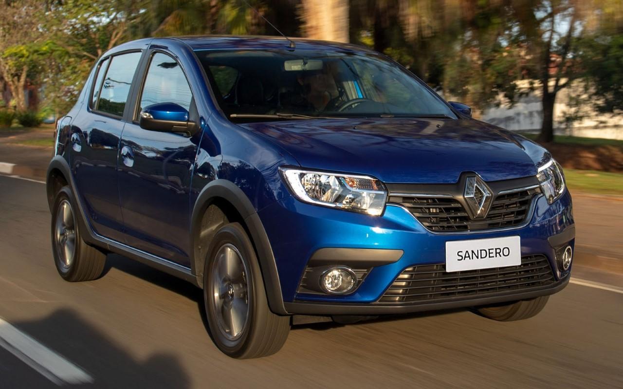 Thumbnail Renault Sandero
