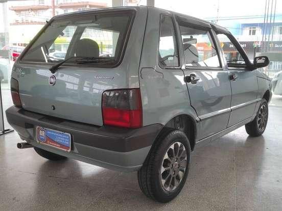 Fiat Uno 1.0 Mpi Grazie Mille Fire Economy 8v Flex 4p Manual Wmimagem1005551494
