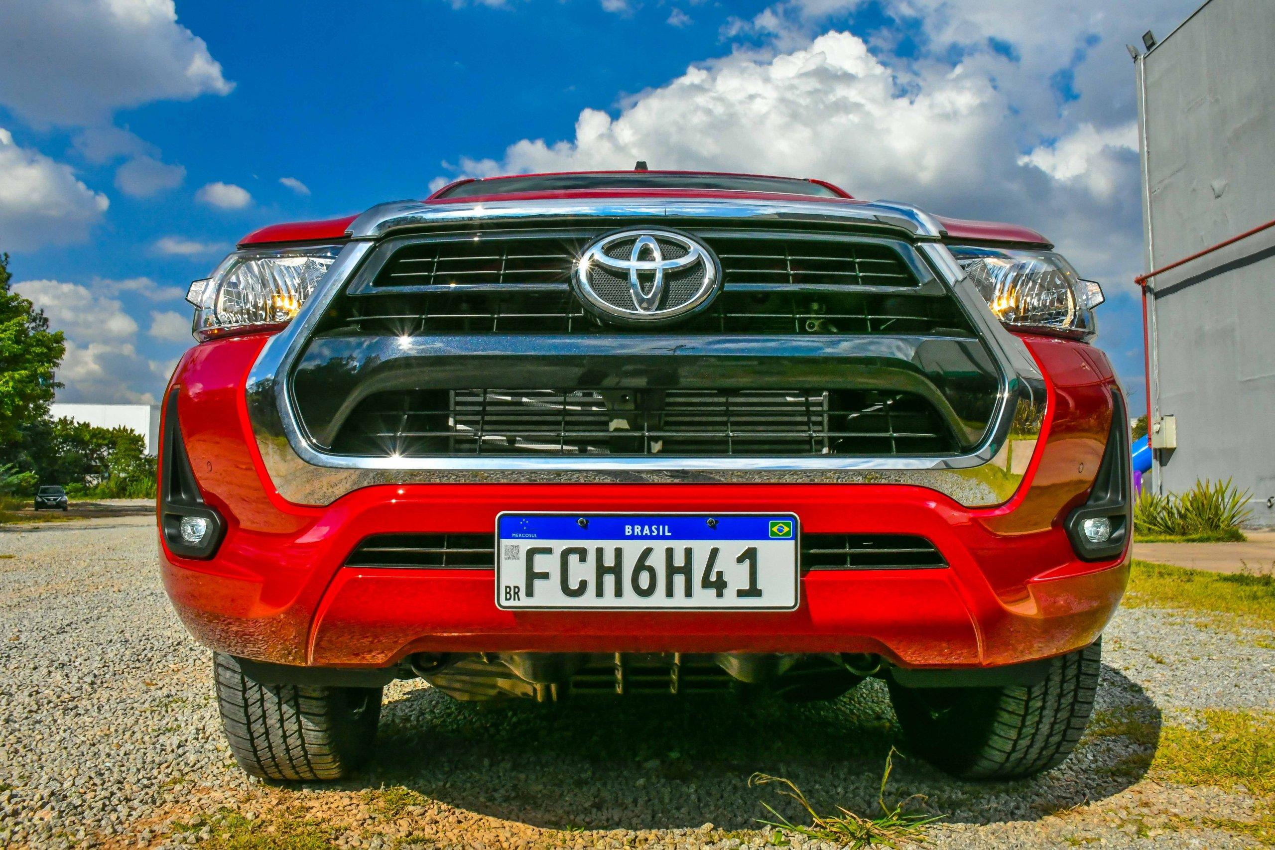 Toyota Hilux Srv Cd Diesel 4x4 2616
