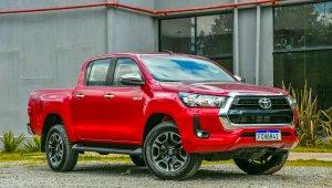 Toyota Hilux Srv Cd Diesel 4x4 2630