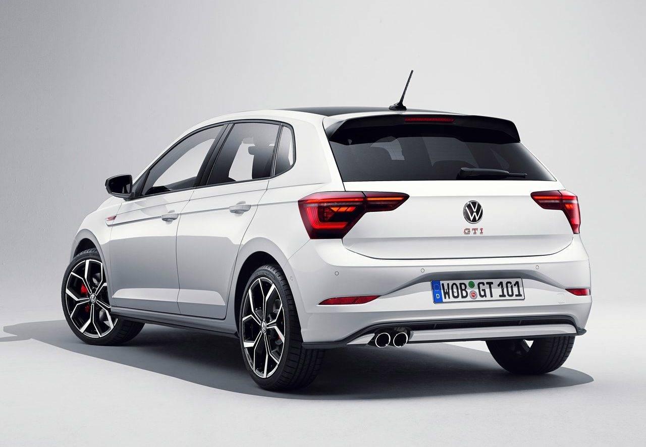 Volkswagen Polo Gti 2022 (3)
