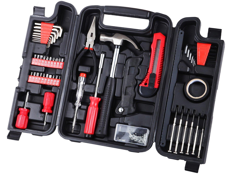 Kit de ferramentas é útil para fazer pequenos reparos no veículo