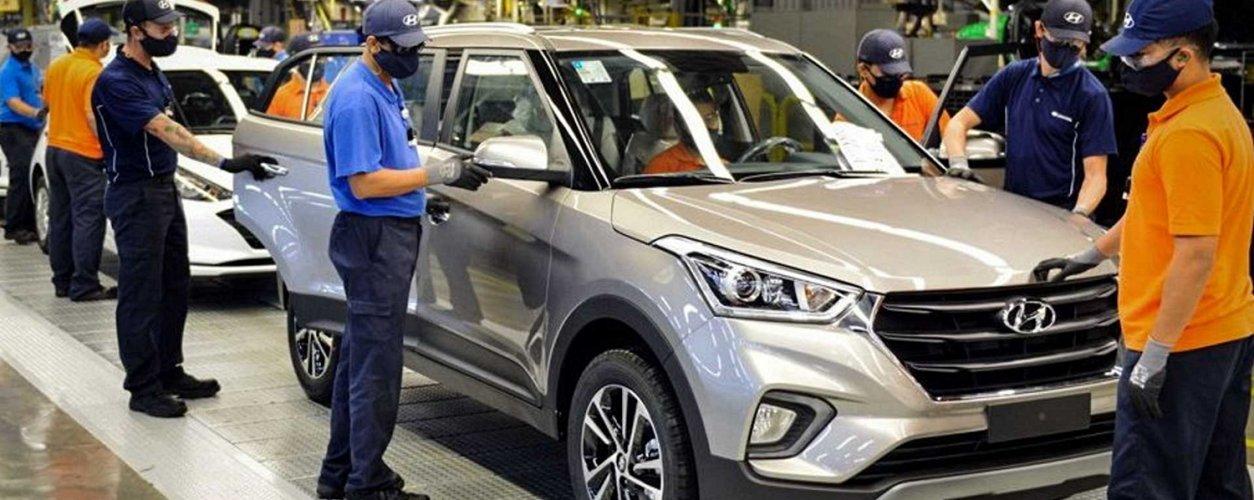 Hyundai Fabrica Piracicaba
