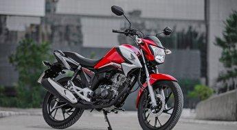 1. Honda Cg 160 Titan