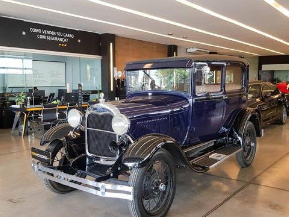 Tudor - carros antigos