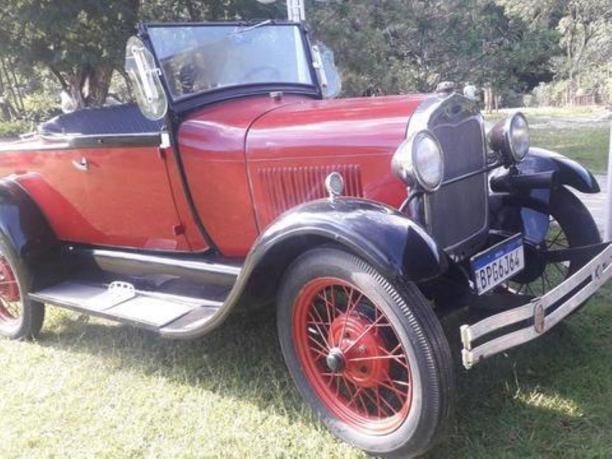 Phaeton - carros antigos