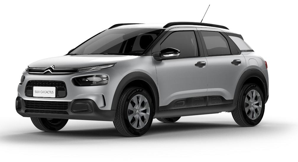 Citroën C4 Cactus Live