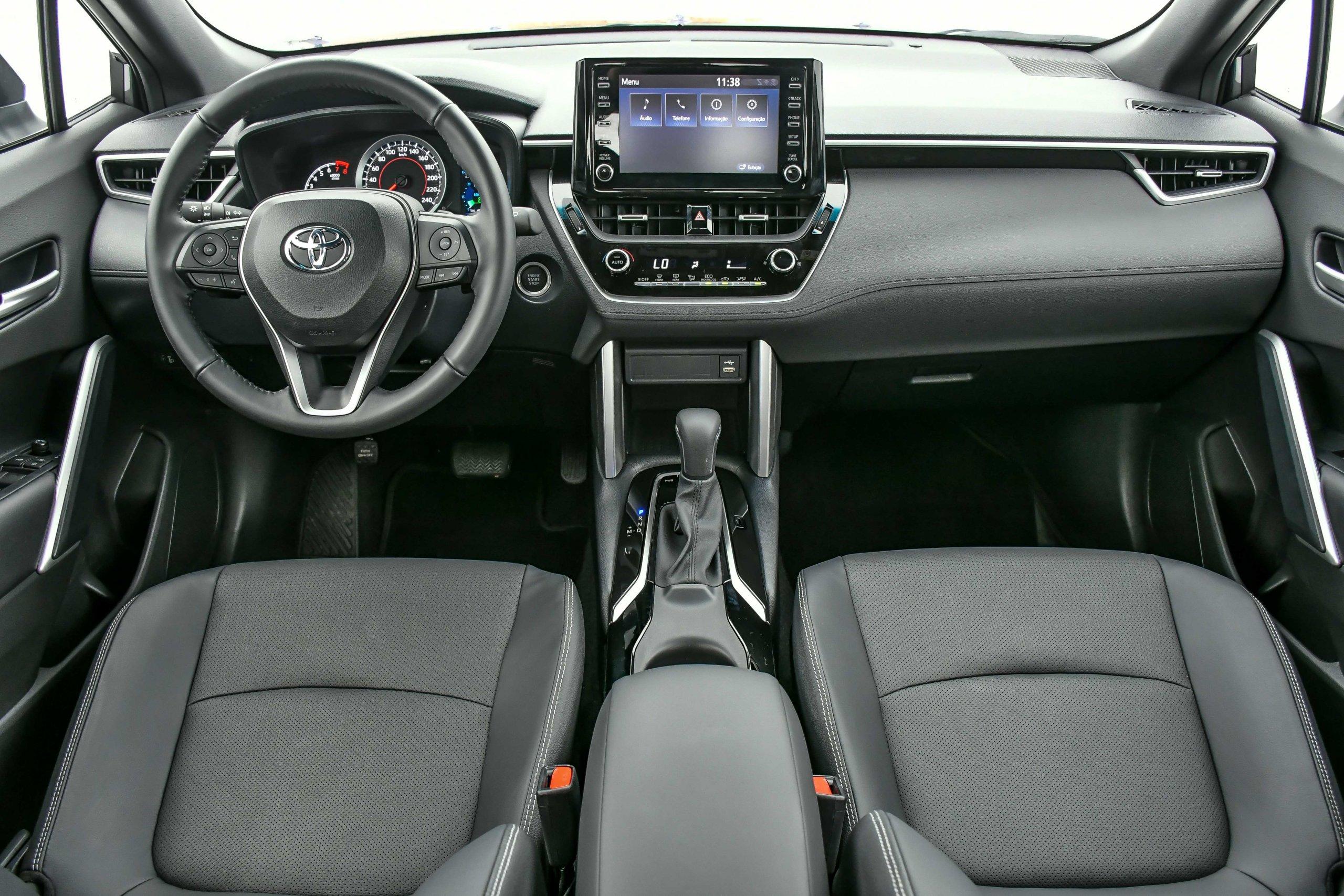Toyota Corolla Cross Xre Flex Direct Shift 2852