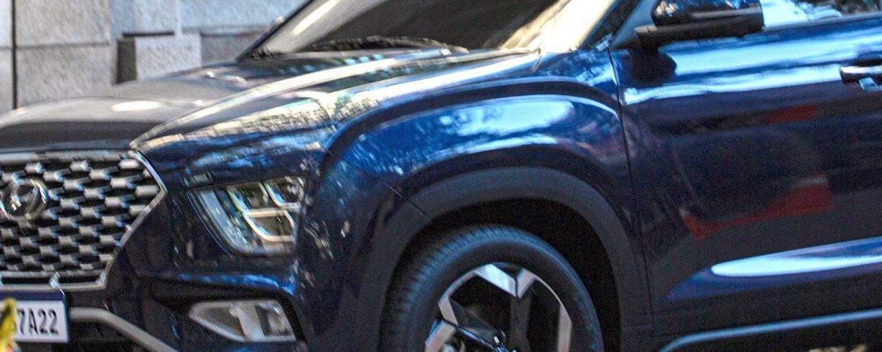 Novo Hyundai Creta Abre