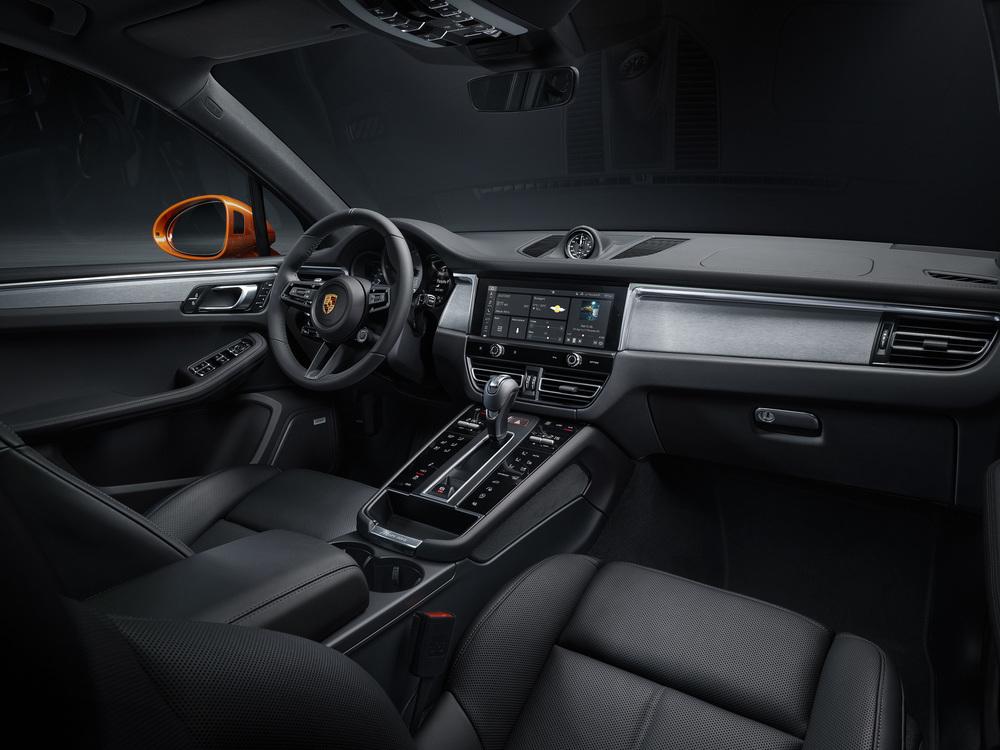 Porsche Macan 2022 Painel