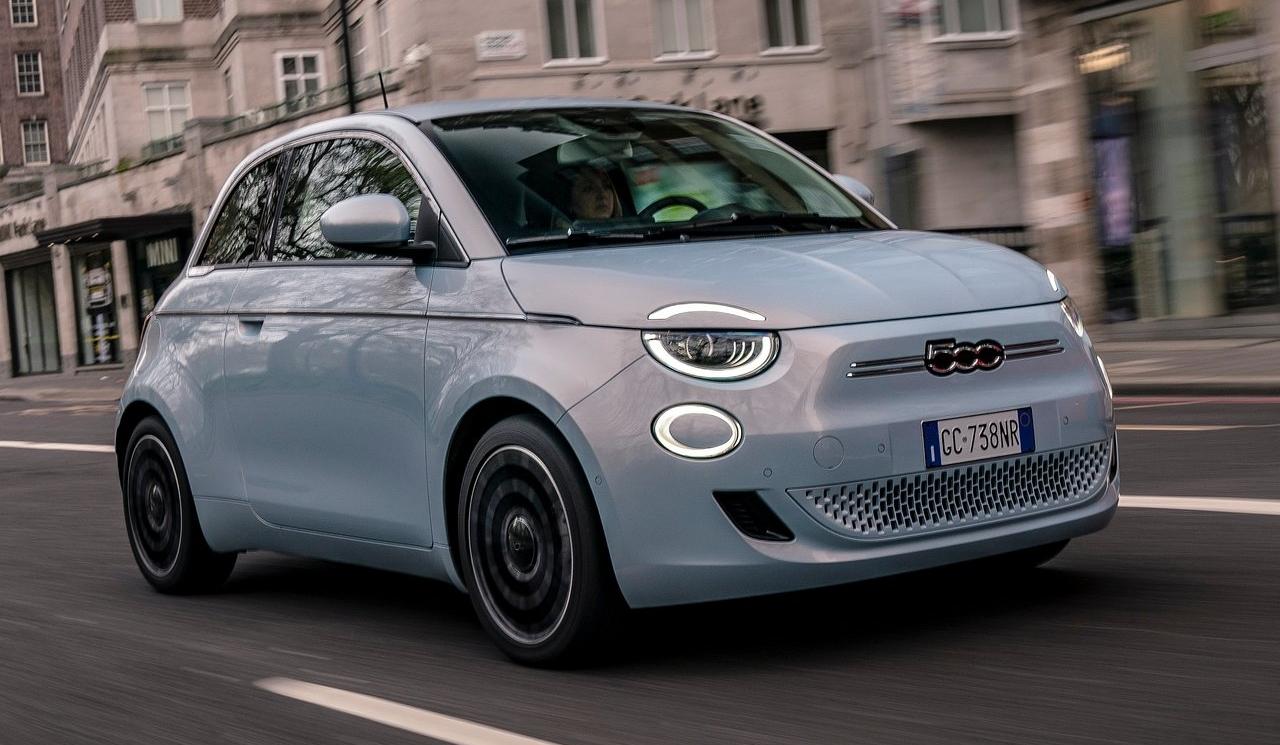 Fiat 500 elétrico será lançado no Brasil em agosto