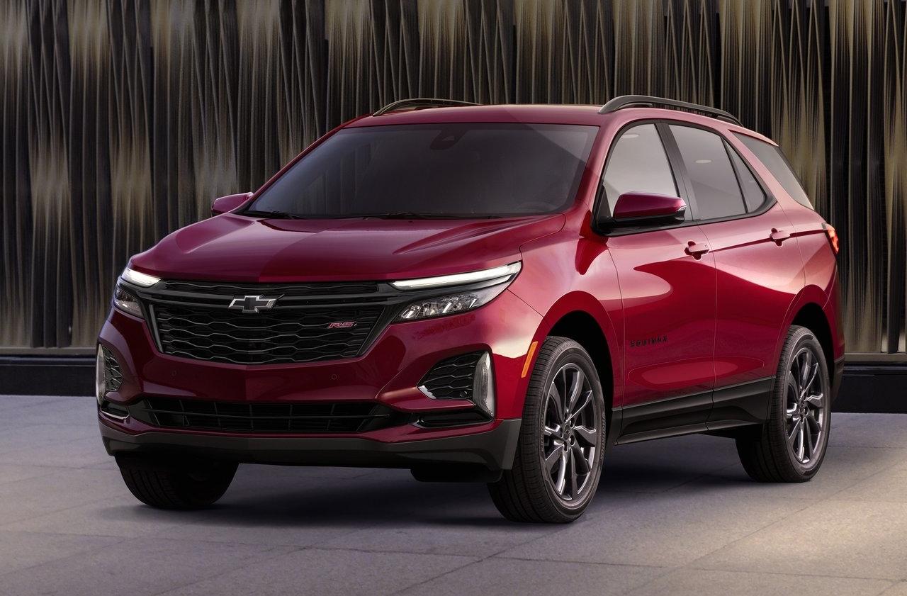 Chevrolet Equinox reestilizado é uma das novidades