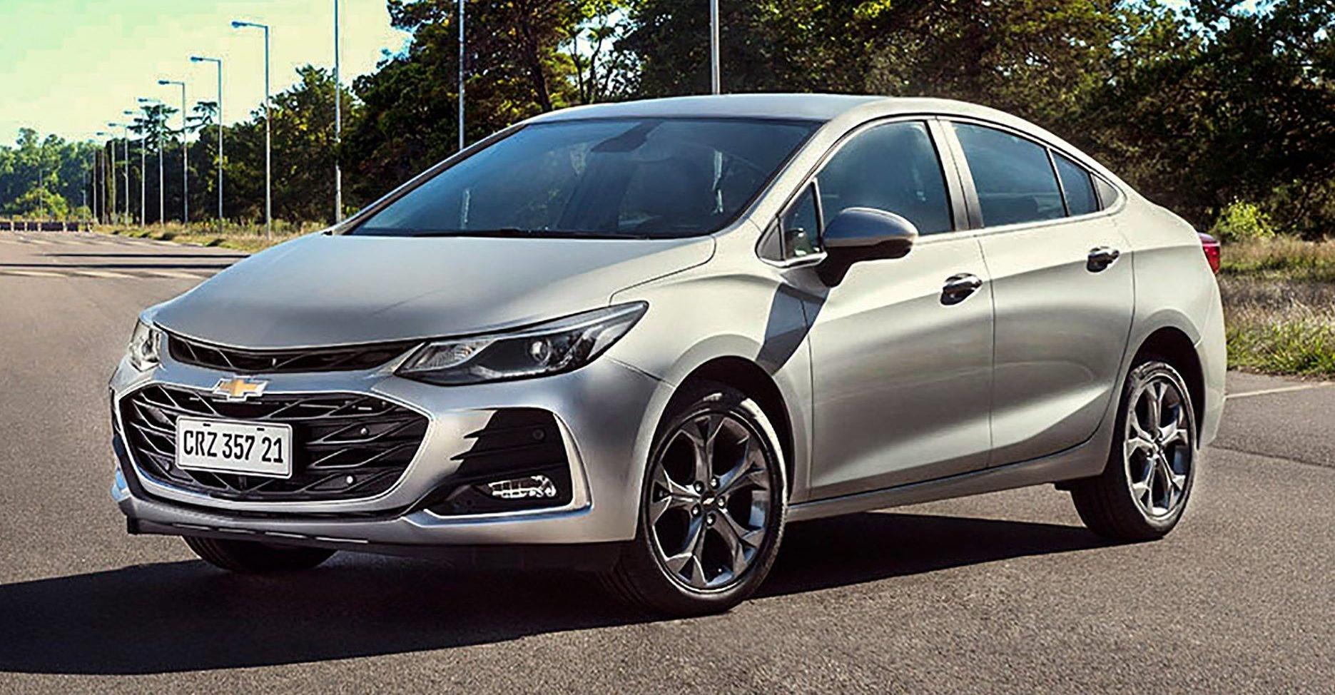 Chevrolet Cruze deverá alguma atualização ainda este ano