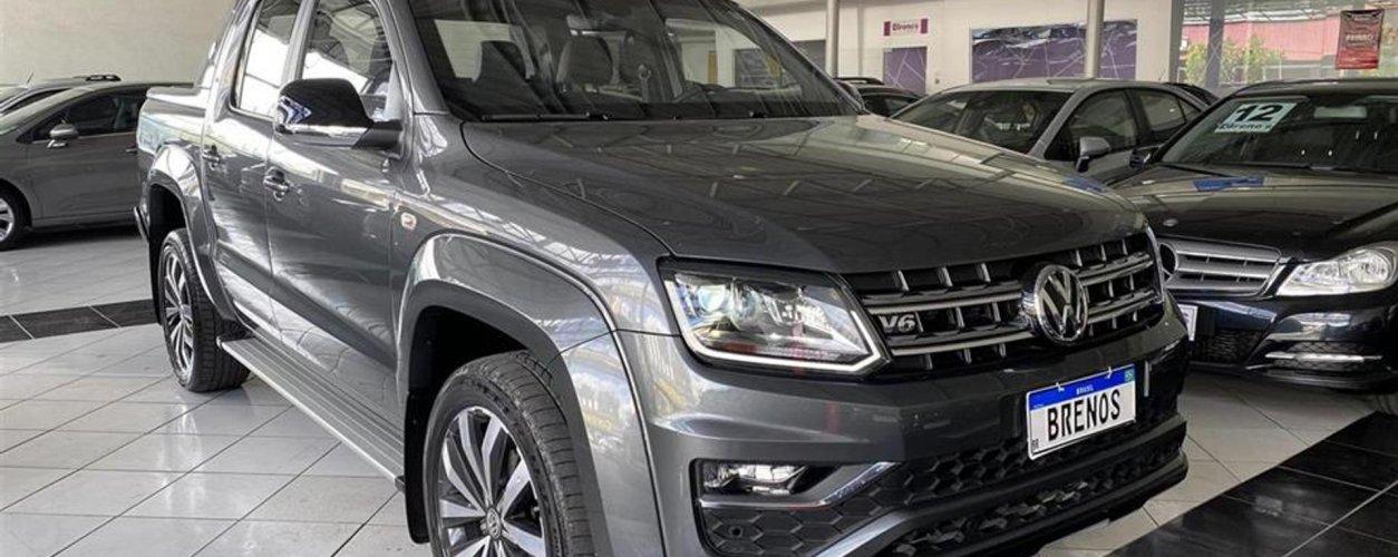 Volkswagen Amarok V6 blindada