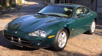 Jaguar Xk8 4.0 Coupe V8 32v Gasolina 2p Automatico Wmimagem18574079335