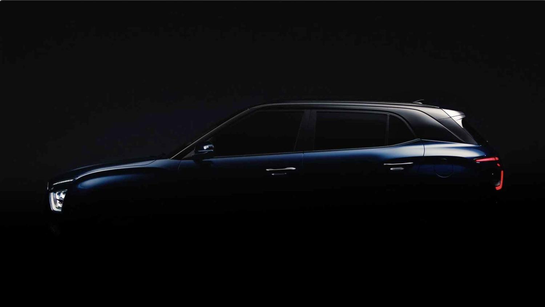 Teaser Novo Hyundai Creta (1)