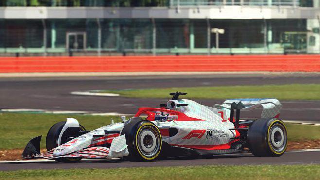 Novo Fórmula 1 B