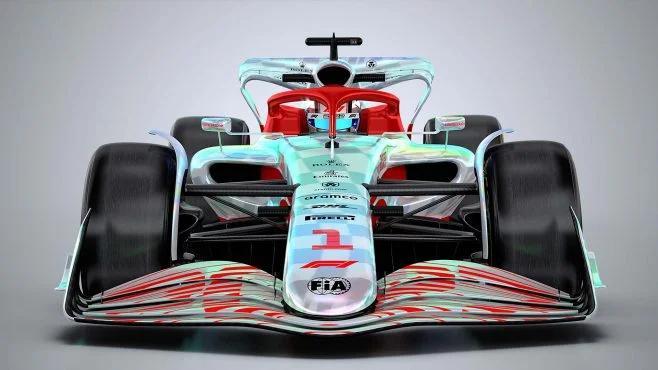 Novo Fórmula 1 C