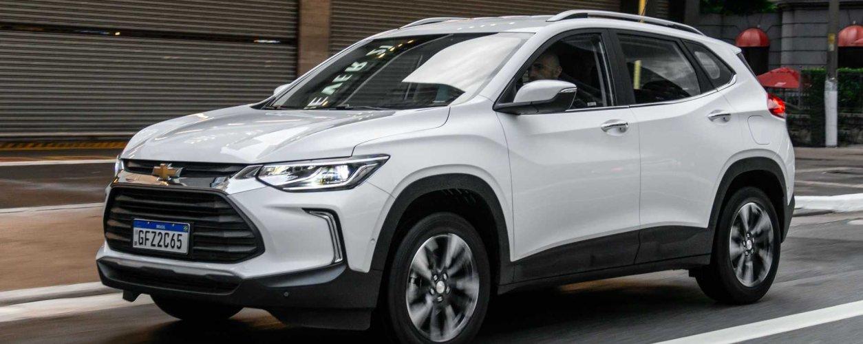 Chevrolet Tracker Pode Ser Comprado Com Isenção De Ipi