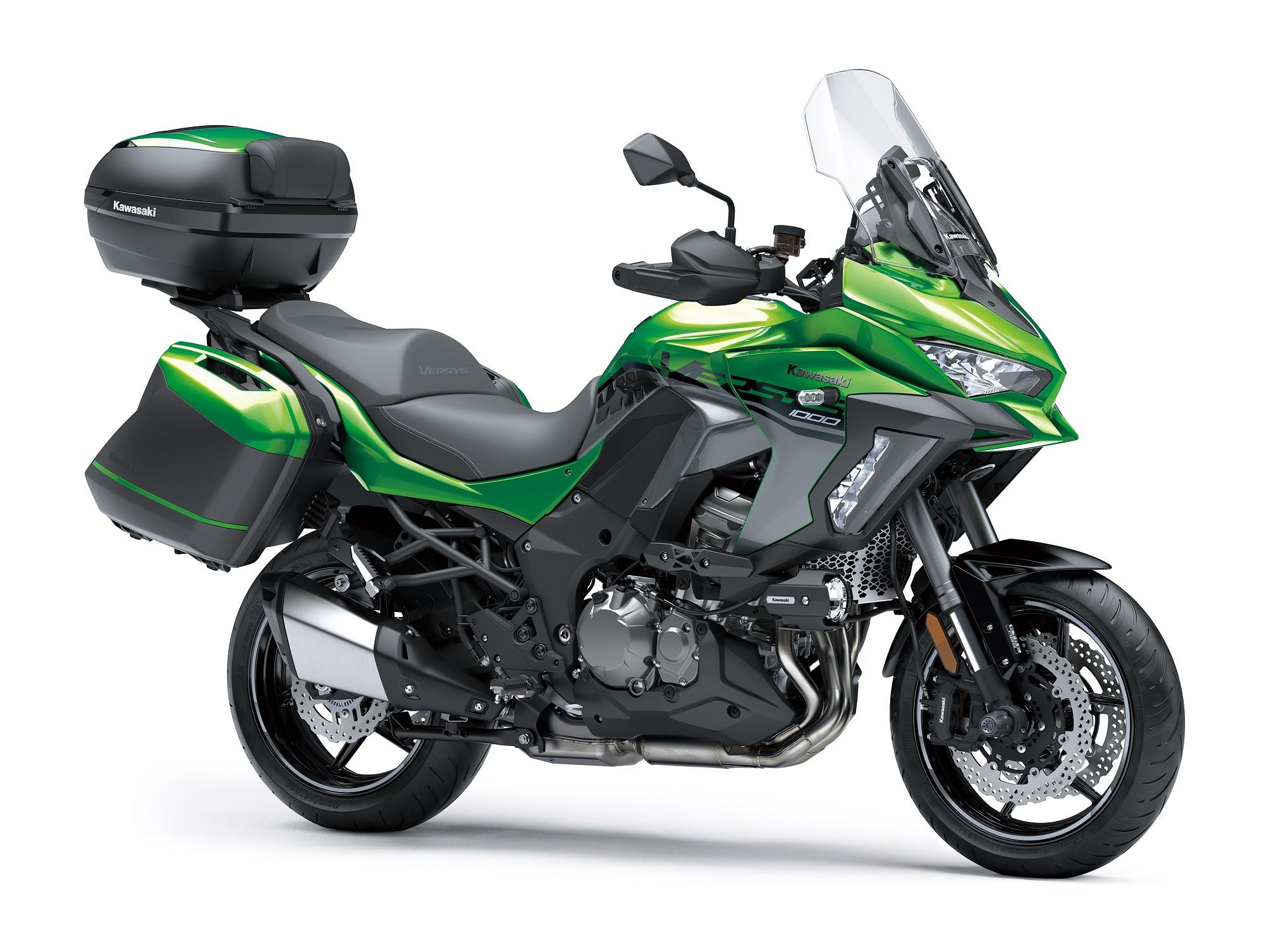 Kawasaki Versys 1.000 Gt