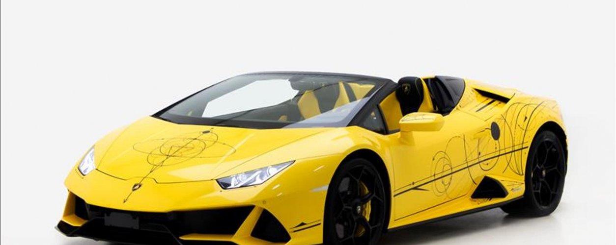 Lamborghini Tatuada 3