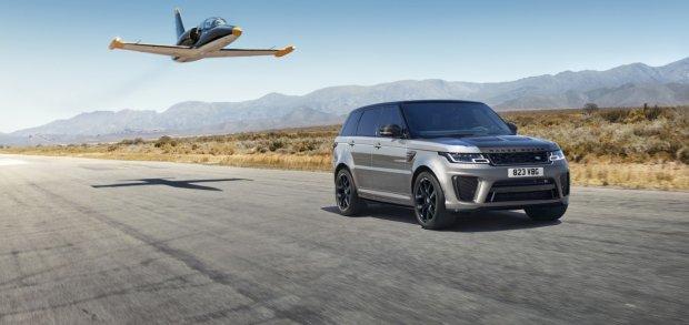 Range Rover Svr Carbon Edition