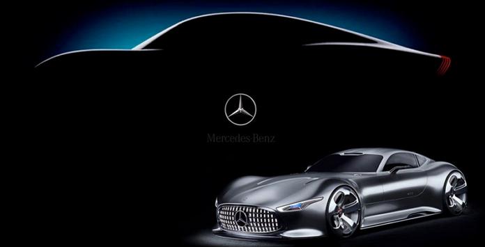 Mercedes Benz Vision Eqxx Concept