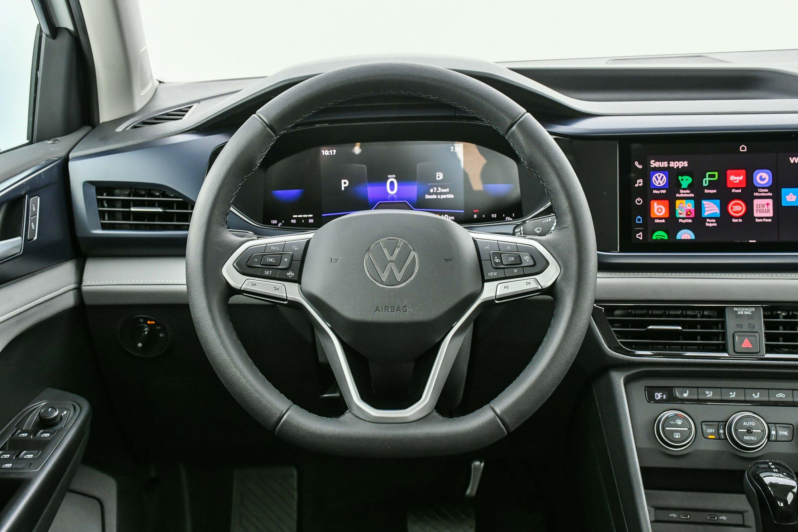 Volkswagen Taos Comfortline 250 Tsi 7933
