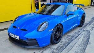 Porsche 911 Gt3 Azul