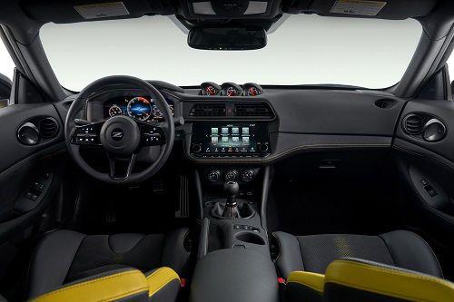 Nissan Z Interior 2