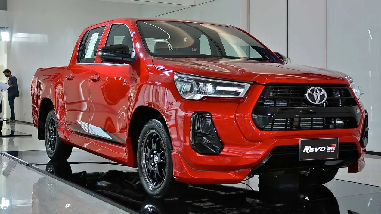 Toyota Hilux Gr Sport Low Floor 2022