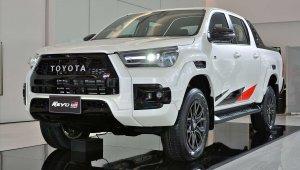 Toyota Hilux GR Sport 2022