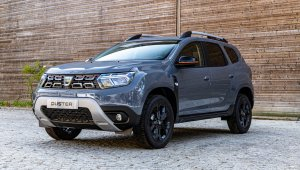 2021 New Dacia Duster Extreme 1