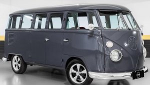 Volkswagen Kombi 1.5 Luxo 8v Gasolina 3p Manual Wmimagem14140767784