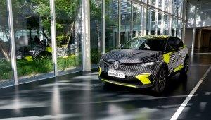 2021 New Renault Megane E Tech Electric Pre Production